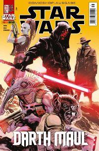 Star Wars #31: Darth Maul, Rechte bei Panini Comics