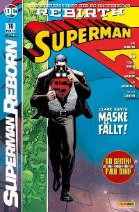 Superman #10 - Superman: Reborn, Rechte bei Panini Comics