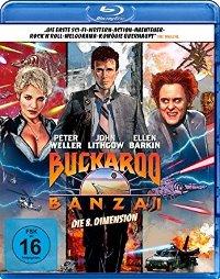 Buckaroo Banzai - Die 8. Dimension: Special Edition, Rechte bei Koch Films