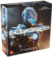 Cry Havoc - Cover