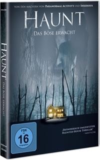 Haunt - Das Böse erwacht, Rechte bei Universum Film / Ascot Elite