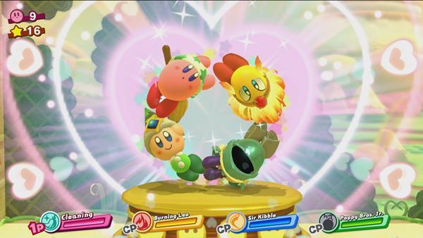 Kirby Star Allies Bild 2