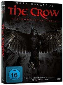 The Crow - Die komplette Serie, Rechte bei Koch Media
