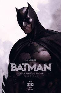 Batman: Der Dunkle Prinz - Band 1, Rechte bei Panini Comics