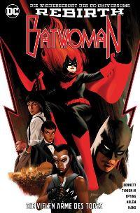 Batwoman #1: Die vielen Arme des Todes, Rechte bei Panini Comics
