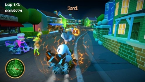 Coffin Dodgers, Rechte bei Wales Interactive