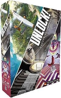 Unlock! - Escape Adventures, Rechte bei Asmodee