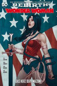 Wonder Woman #4: Das Herz der Amazone, Rechte bei Panini Comics