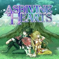 Asdivine Hearts - Cover