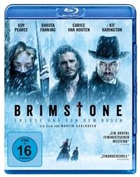 Brimstone, Rechte bei Koch Films