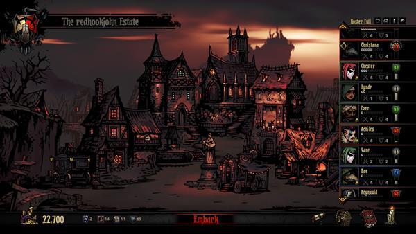 Darkest Dungeon Bild 3