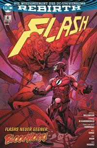 Flash #6: Negativ-Flash, Rechte bei Panini Comics