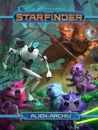 Starfinder Alien-Archiv, Rechte bei Ulisses Spiele