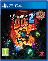 SteamWorld Dig 2, Rechte bei Image & Form
