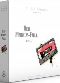 Time Stories - Der Marcy Fall - Cover