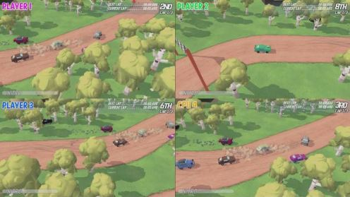 Wheelspin Frenzy, Rechte bei Mental Moose Games