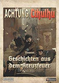 Achtung! Cthulhu – Spielleiterschirm & Geschichten aus dem Kreuzfeuer, Rechte beim Uhrwerk Verlag