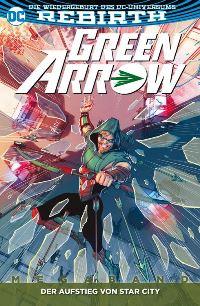 Green Arrow Megaband #2: Der Aufstieg von Star City, Rechte bei Panini Comics