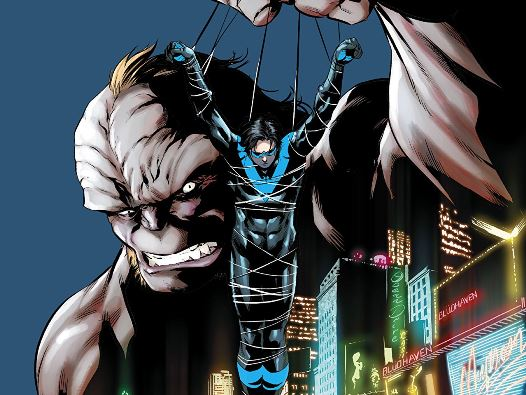 Nightwing #4: Blockbuster, Rechte bei Panini Comics