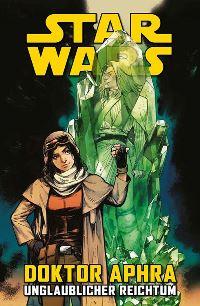 Star Wars Sonderband 103: Doktor Aphra II - Unglaublicher Reichtum, Rechte bei Panini Comics