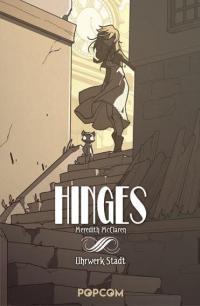 Hinges - Uhrwerk Stadt - Cover
