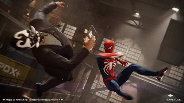 Marvels Spiderman Bild 2
