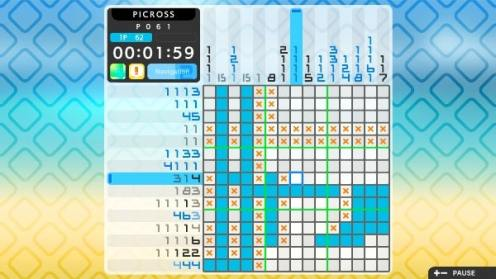 Picross S2, Rechte von Jupiter Corporation