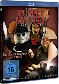 Puppet Master: Axis of Evil, Rechte bei Studio Hamburg
