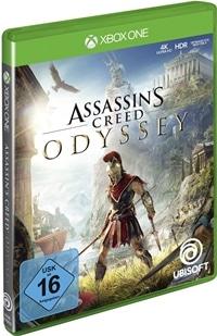 Assassin's Creed Odyssey, Rechte bei Ubisoft
