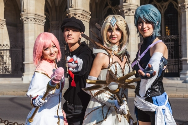 Cosplay © David Pan / www.goodlifecrew.at