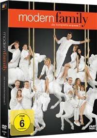 Modern Family - Season 7, Rechte bei 20th Century Fox