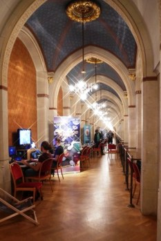 Game City im Rathaus - Indie Bereich