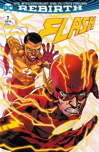 Flash #7: Wenn die Hölle gefriert; Rechte bei Panini Comics