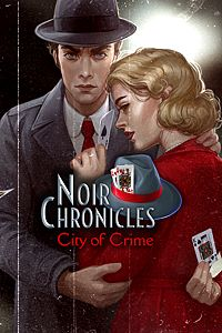 Noir Chronicles: City of Crime, Rechte bei Artifex Mundi