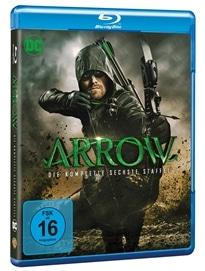 Arrow - Season 6, Rechte bei Warner Bros.