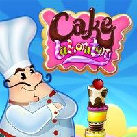 Cake Laboratory - Cover