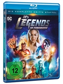 DC's Legends of Tomorrow - Season 3, Rechte bei Warner Home Video