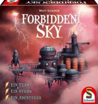 Forbidden Sky - Cover