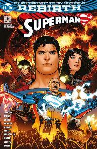 Superman Sonderband #6: Imperius Lex, Rechte bei Panini Comics