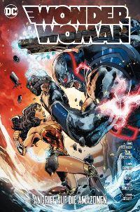 Wonder Woman #6: Angriff auf die Amazonen, Rechte bei Panini Comics
