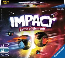 Impact - Battle of Elements - Cover