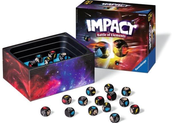 Impact - Battle of Elements - Spielaufbau