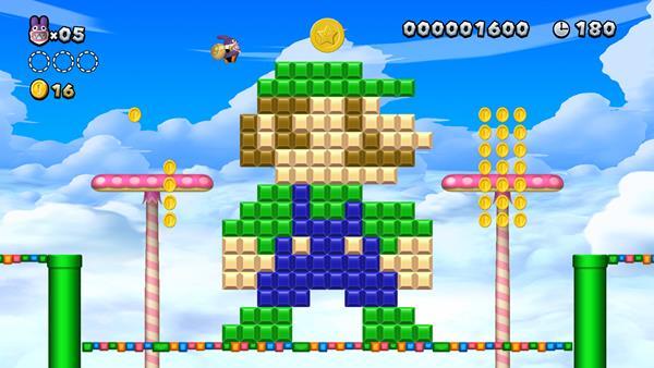 New Super Mario Bros Bild 2