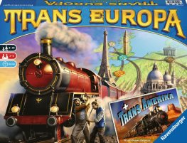 Trans Europa - Cover
