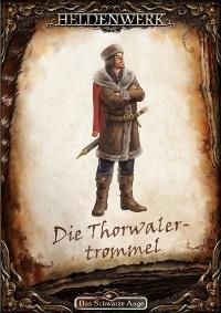Heldenwerk #5: Die Thorwalertrommel, Rechte bei Ulisses Spiele