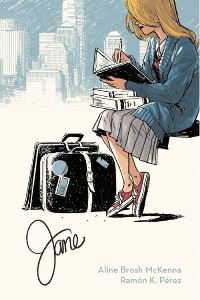 Jane, Rechte bei Panini Comics
