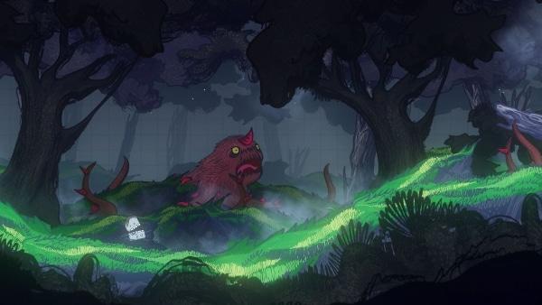Escape Doodland Bild 1