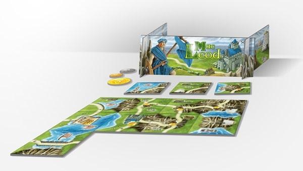 Isle of Skye, Rechte bei Lookout Games