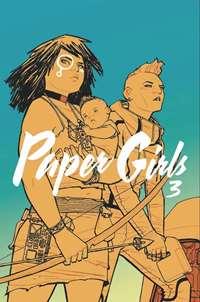 Paper Girls 3, Rechte bei cross cult