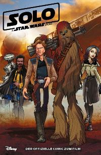 Star Wars: Solo – A Star Wars Story, Rechte bei Panini Comics